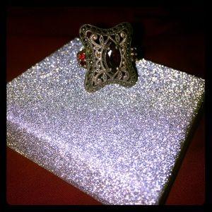 Vintage 1950's Ruby ring